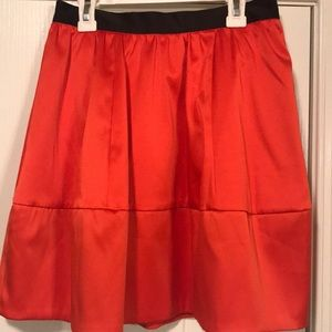Red/Blood Orange H&M Skirt